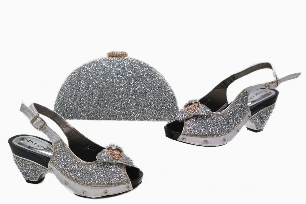 brand Italian bag and shoes factory purse guangzhou women set matching shoes x7q8Zgx