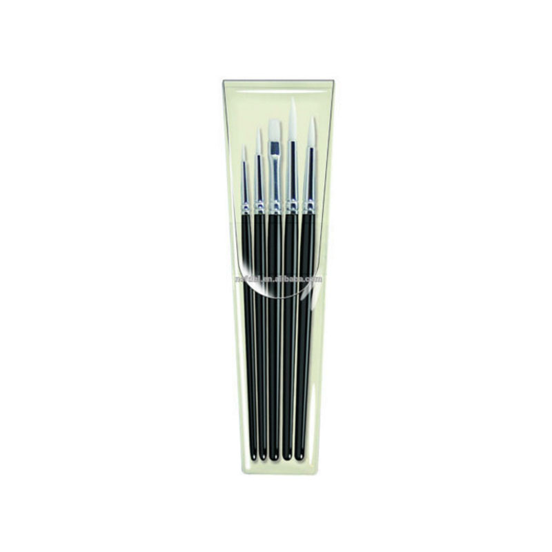 2019 Fashion 1 Set 25pcs Professional Paint Brush Set Nylon Hair Oil Watercolor Pen Art Supplies New Hot Comfortable Feel Art Sets