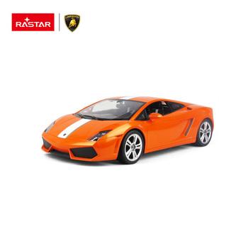 3fb0f5468164 RASTAR Lamborghini Gallardo 1 10 RC rechargeable battery radio control toy  car