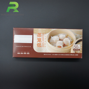Round Small Hole Non-stick Steaming Bun Paper