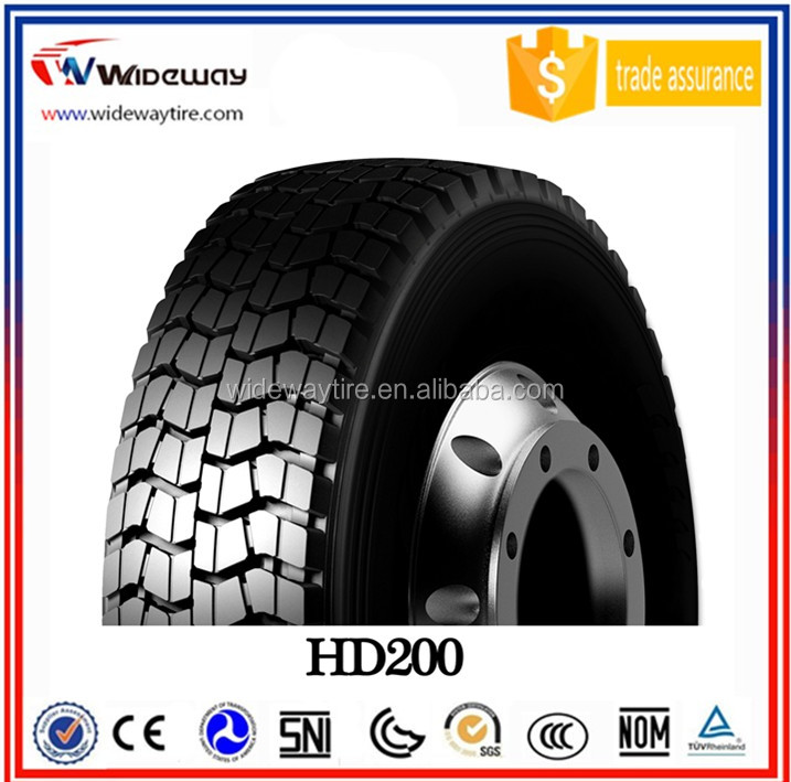 all steel tyre for radial truck tires 315/80r22.5 385/65r22.5 ECE DOT GCC