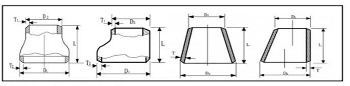 ASTM A234 파이프 피팅 일정 40 탄소강 90도 팔꿈치 클래스 300 파이프 감소 Stpg370 원활한 탄소강 파이프