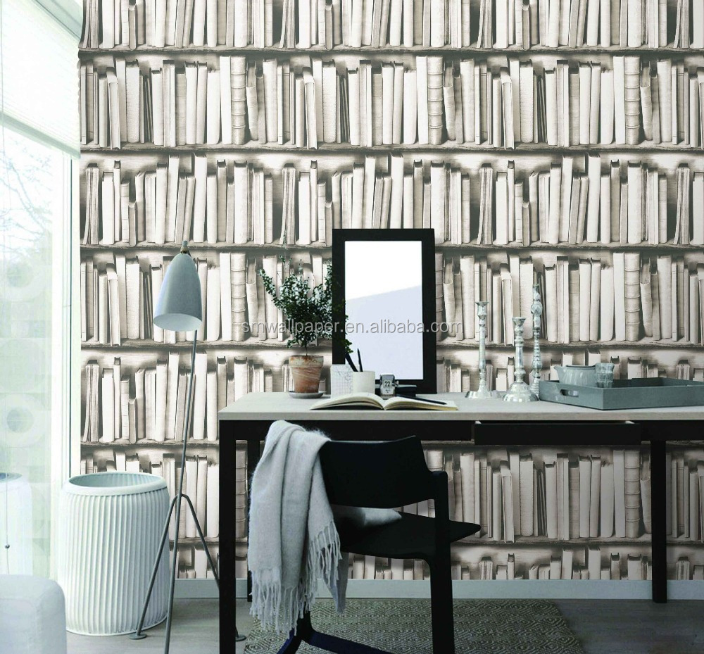 Korea Style Home decoration wallpapers for Study room