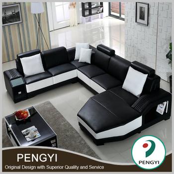 European Design Italian Corner Sofa Set