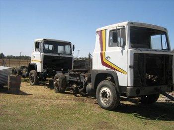 Scania 111 Truck