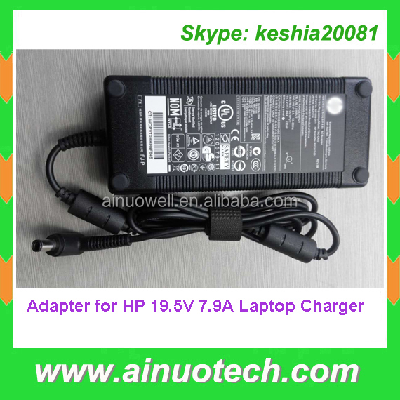Original Laptop Charger for HP 19.5V 7.9A 150W laptop ac adapter