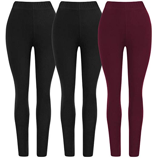 2019 Amazon Vrouwen Multi Kleur Compressie workout Leggings