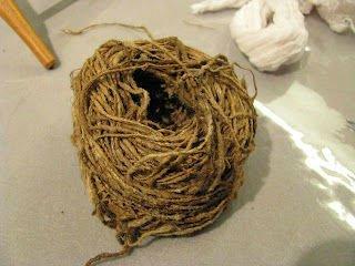 Raw Muga 100% Silk Yarn