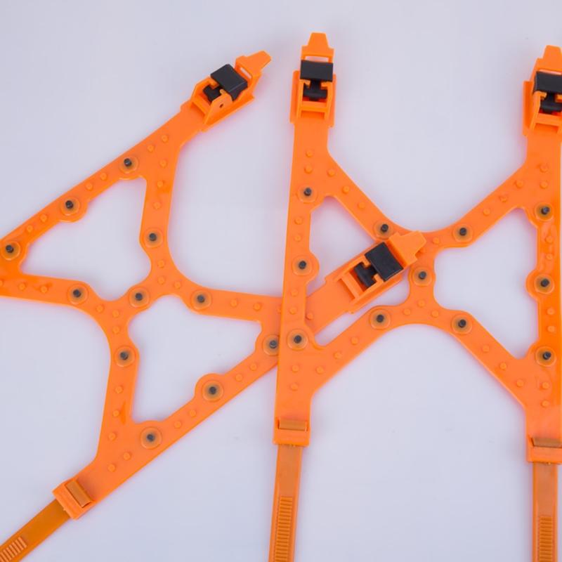 Автомобилей по борьбе с цепей противоскольжения сухожилия утолщение зимние шины мини-доказательства jj