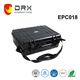 DRX high quality hard plastic army military tool case