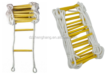 Zhenghang Climbing Steel Wire Rope Ladder,Soft Nylon Safety Rope ...