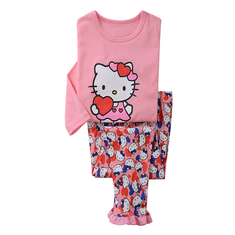 Ladies Hello Kitty The Dynamic Duo Sleep Set Black in Black. Cozy up and stay cute in The Dynamic Duo Sleep Set from Hello Kitty Intimates. This adorable pajama set includes a soft cotton tank and breathable striped pants.