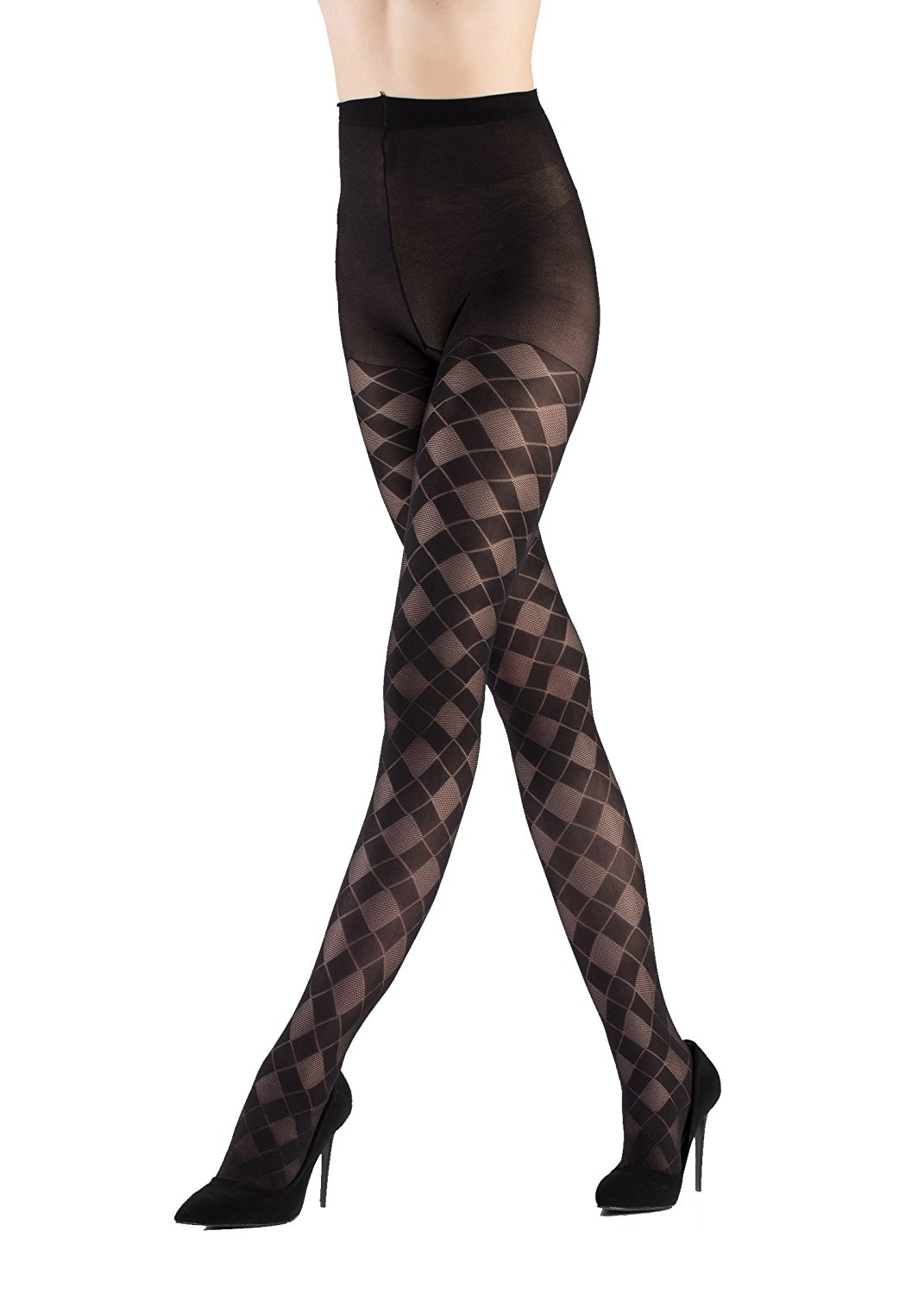 Desire Hosiery Fishnet Pantyhose Small Size Red 100/% Nylon Made In Taiwan