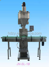 Automatic Carbon Powder Bottles & Cans Filling Machine, Powder Auger Filling Machine