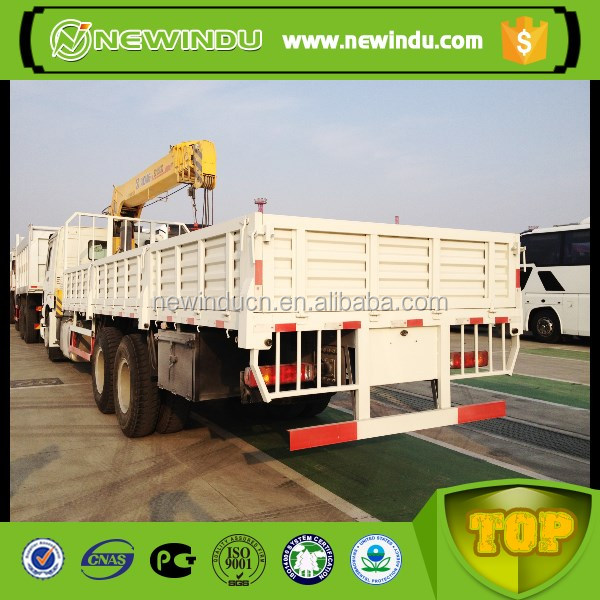SQ4SK2Q 2 ton truck-mounted crane mini truck mounted crane