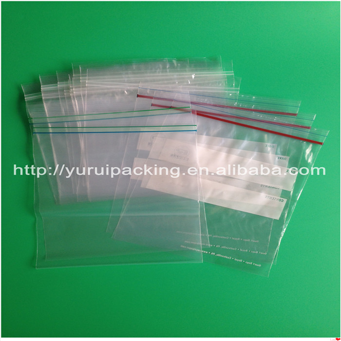 Food Industrial Use and Plastic,100% food grade LDPE Material breast milk storage bag