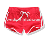 Top Fashion Women Beach Wholesale Blank Sweat Shorts