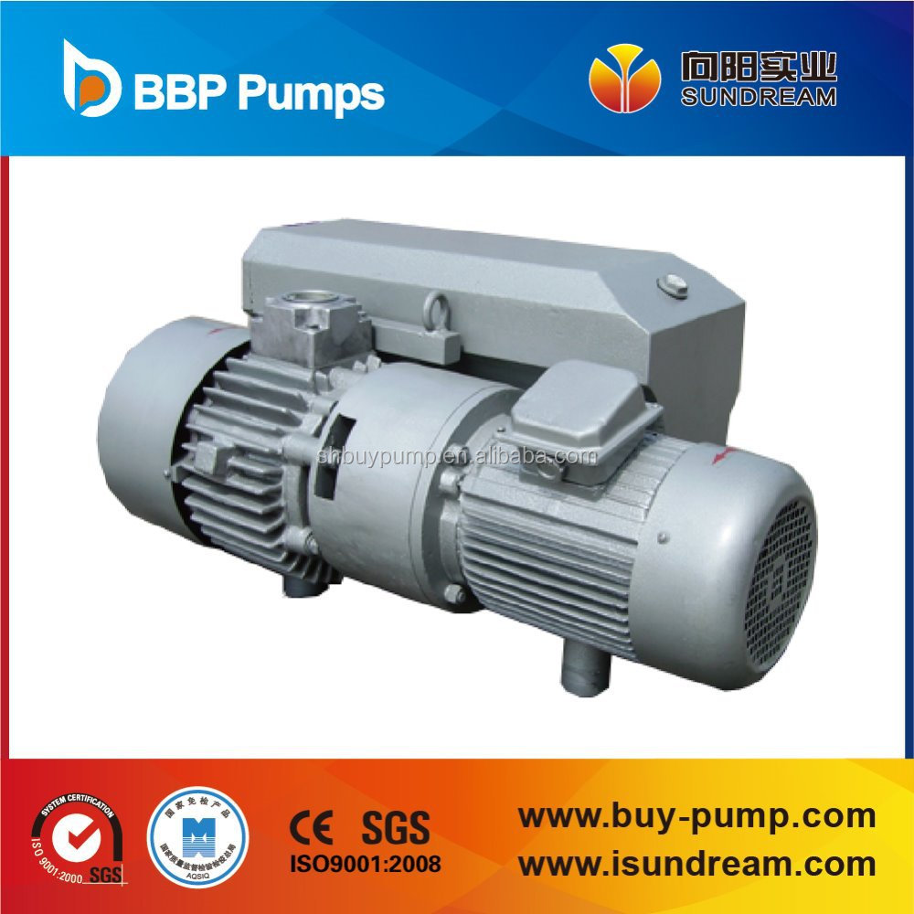 pump XD-040 XD series competitive single stage rotary vane vacuum pump