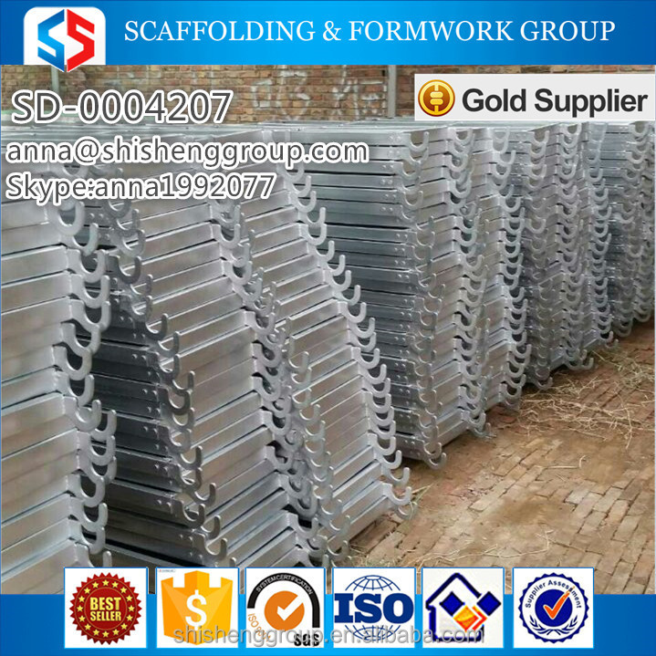 we supply factory price aluminum scaffolding plank for construction
