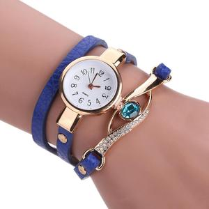 Free Shipping Vintage Watches Women Leather Strap Hot Sell lady bracelet watches WW330