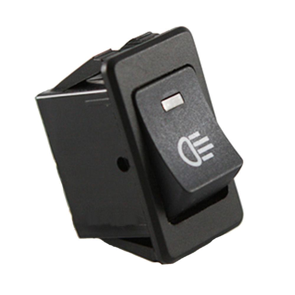 12 В 35а универсальный автомобилей противотуманные фары свет перекидной переключатель синий из светодиодов даш приборной панели продаж