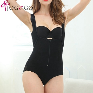 2018 Amazon Supplier Seamless Shape Wear Corsets and Bustiers Bodysuit Slimming Full Body Shaper