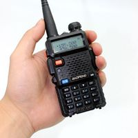 Boafeng Radio Long Distance Walkie Talkie Portable Radio Dual Band UHF&VHF UV5R / UV 5R /Baofeng UV 5R