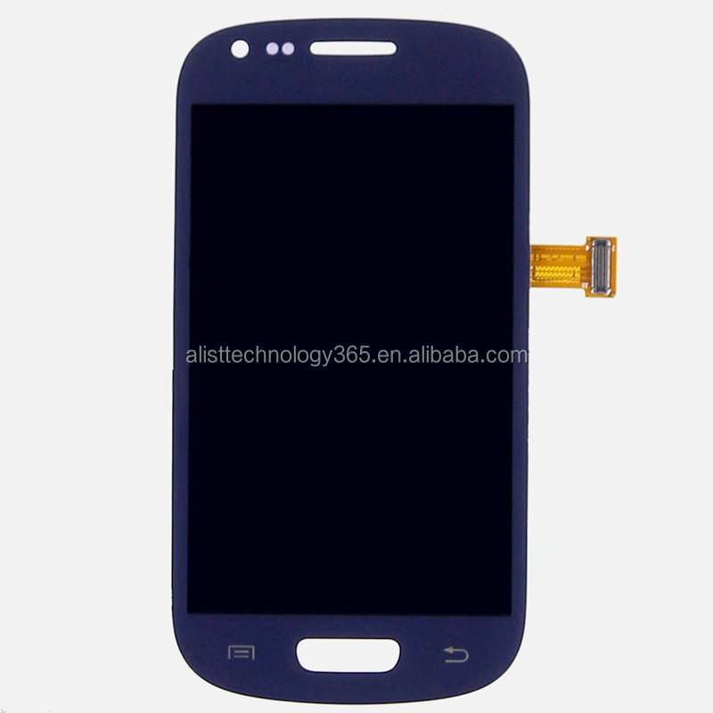 Blue For Samsung Galaxy <strong>S3</strong> <strong>Mini</strong> lcd touch digitizer display <strong>screen</strong> combo