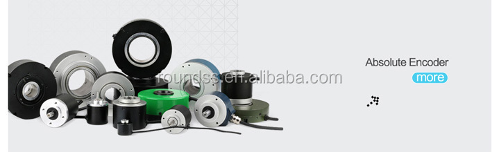 optical through hollow shaft encoder motion motor encoder RS-422