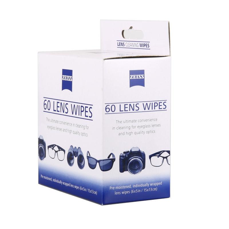 ZEISS камеры dslr датчик объектив салфетки ткань из микроволокна для очистки мобильный телефон cleaner 60 отсчетов