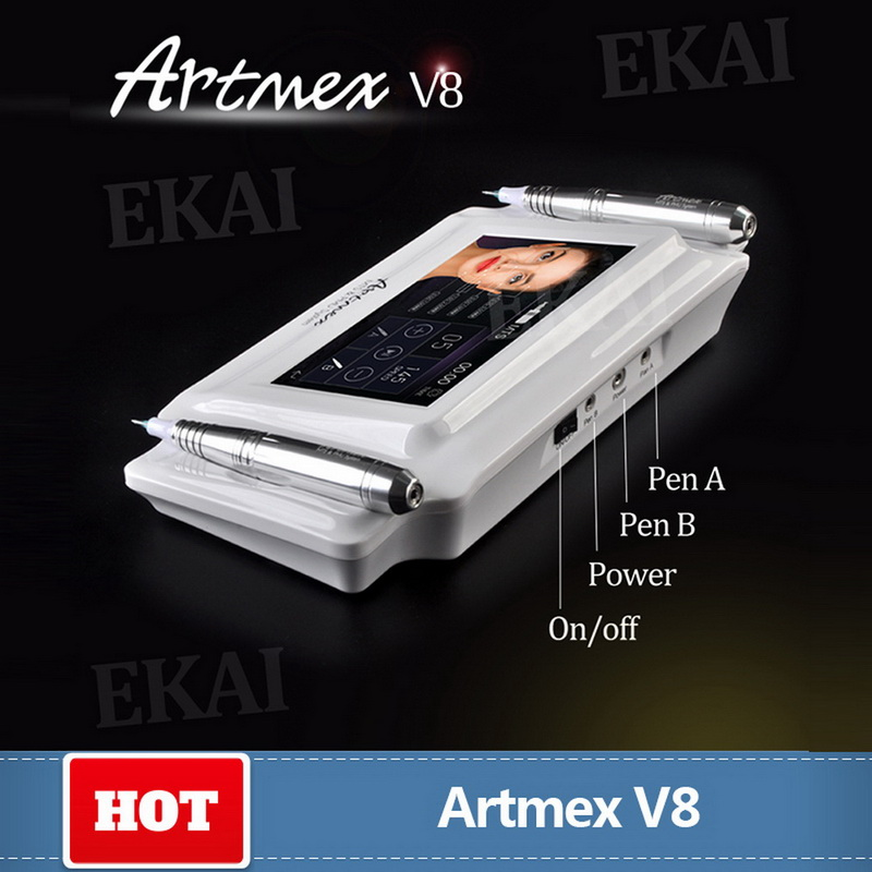 Distributor wanted micropigmentation permanent makeup tattoo machine Artmex V8