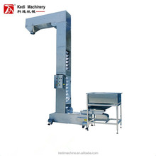 TSZ-100 Bucket Elevator for rotary packing machine