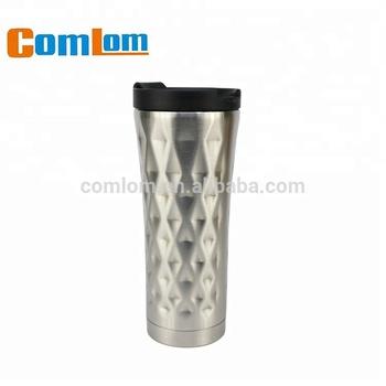 f9d45ffa916 CL1C-E380 Comlom 20 oz Double Wall Stainless Steel Travel Coffee Mug