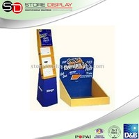 In-store China Good Quality Rug Display Rack