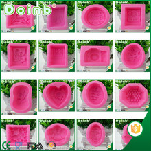 Doinb cina all'ingrosso fornitore personalizzato 3D leaf stampato <span class=keywords><strong>silicone</strong></span> handmade bar di <span class=keywords><strong>sapone</strong></span> <span class=keywords><strong>stampi</strong></span> stampo per FAI DA TE ST2913
