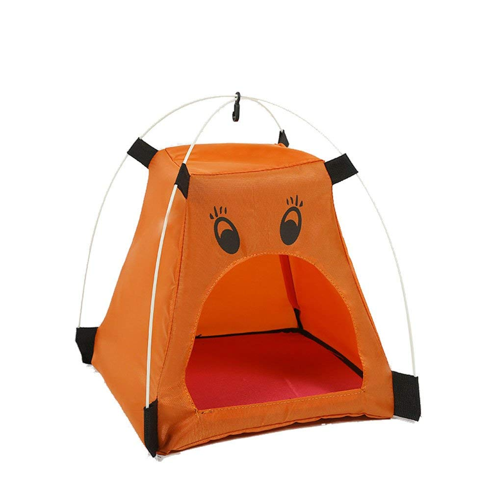 Da.Wa Outdoor Pet Tent Portable Dog House Pet Camping Tent Perfect For Bringing Indoor Cats Outside Pop Up Beach Tent