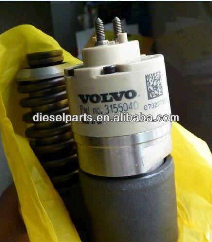 Volvo Excavators Fuel Injector 3155040 - Buy Diesel Fuel Injectors For  Sale,Fuel Injector,Volvo Unit Injector Product on Alibaba com