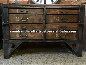 Indische Industrie Alten Stil Möbel