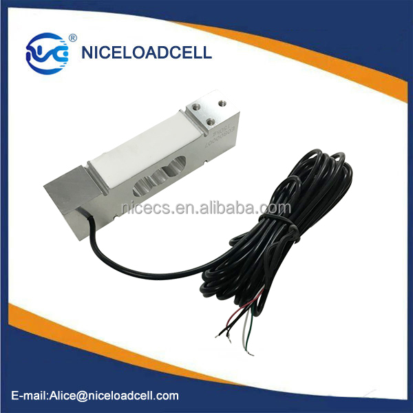 Aluminum single point load cell 30KG 150KG for platform scale