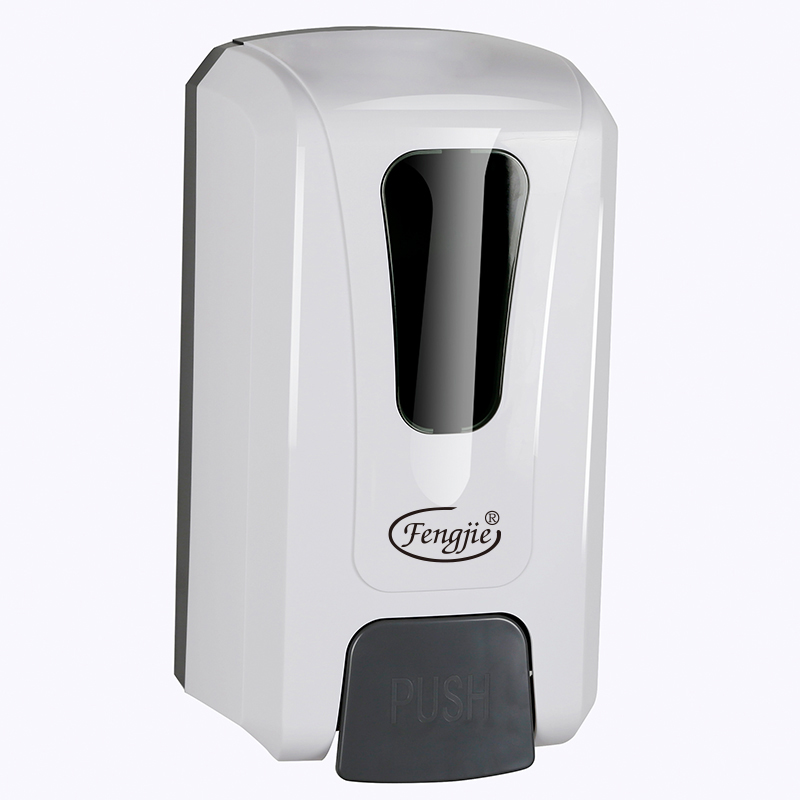 Abs Plastic Manual Alcohol Spray Sanitizer Dispenser