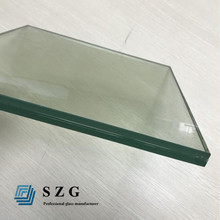 Manufacturer 664 clear hardened laminated safety glass 13.52mm cost