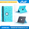 2015 new arrival PU leather case stand case and roationg case for ipad mini with Elastic bandages