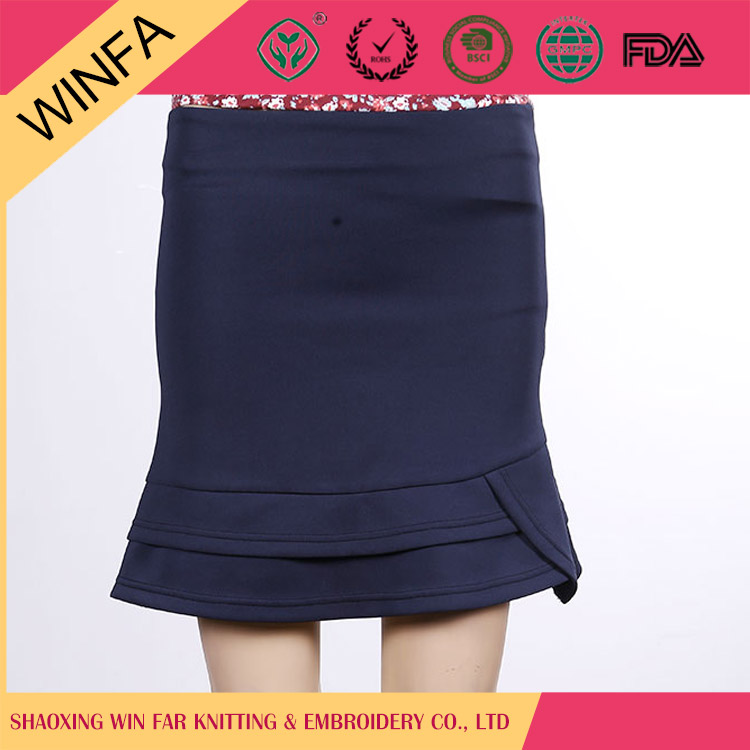 China clothing factory new customized fashion ladies dress