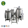 500L Electric Heating Brewhouse Equipment Beer Brewing Vendors