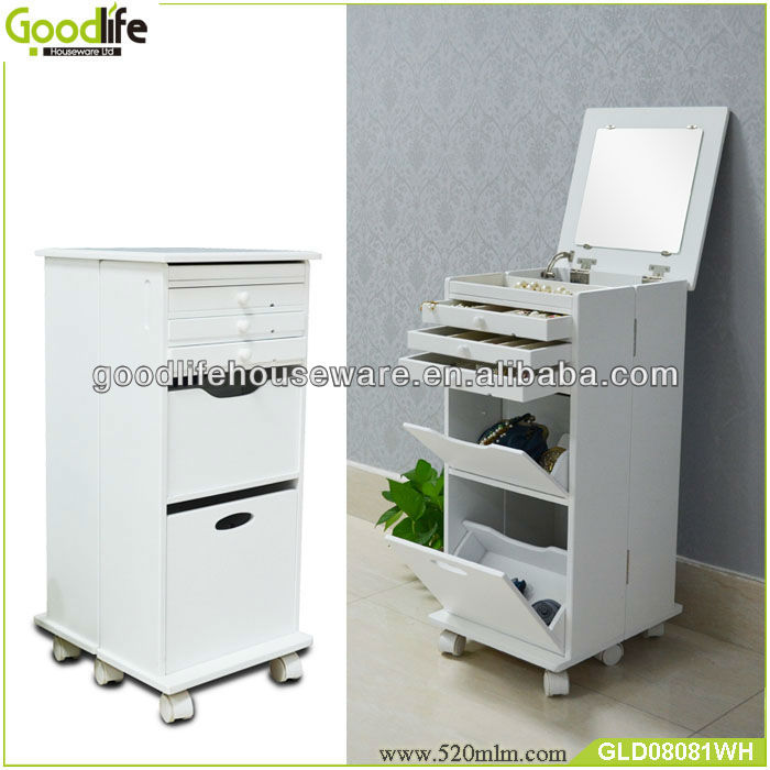 Makeup Table Professional Wooden Makeup Storage Cabinet, View Makeup Table  Professional, Goodlife Product Details From Shenzhen Goodlife Houseware  Co., ...