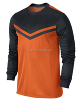 2015 New Sportswear Clothing Absorbent, Breathable Piece Chinese Soccer Team Sport Soccer Training Suit