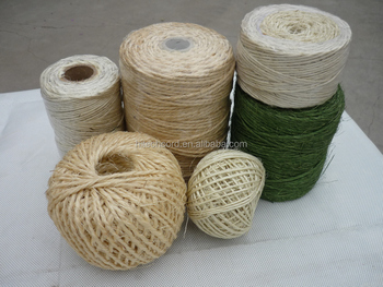 Natural Sisal Twine for Baler