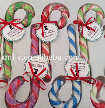 wholesale decorative artificial christmas sweets hard candy