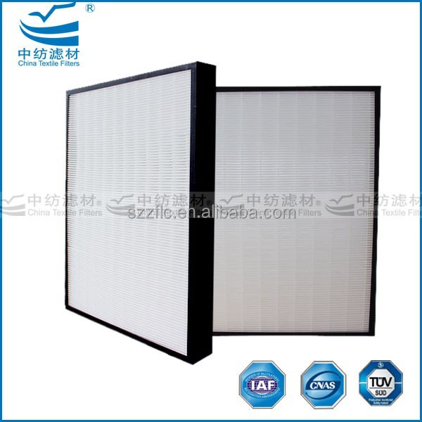Cheap H14 Hepa Filter For Air Cleaner