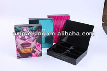 Luxury Paper Packaging tea packing with paper insert card